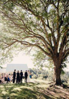 Vintage styled Maleny wedding