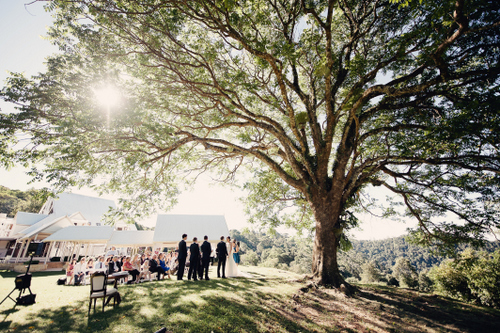 Vintage Styled Maleny Wedding