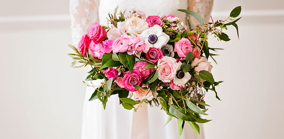 Mondo Floral Designs wedding bouquet