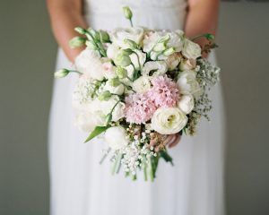 Sweet vintage pastel inspired bouquet.