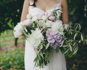 Rustic inspired bouquet design