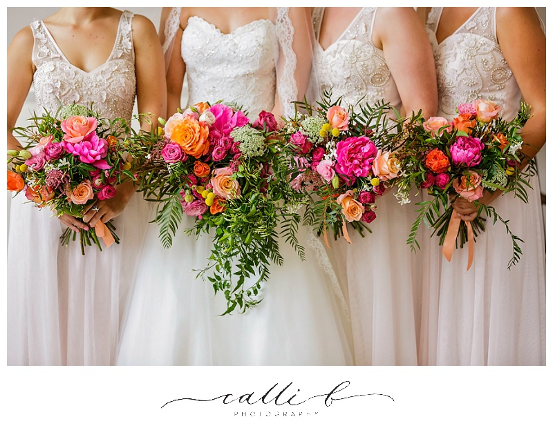 Bright And Beautiful Maleny Manor Wedding