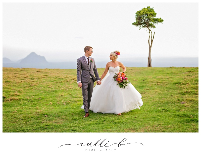 Sunshine Coast Hinterland weddings