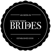 As seen on Sunshine Coast Brides