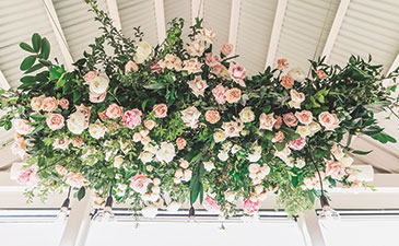 Mondo Floral Designs - Floral InstallationsWeddings