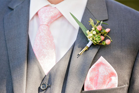 Buttonholes for the Boys