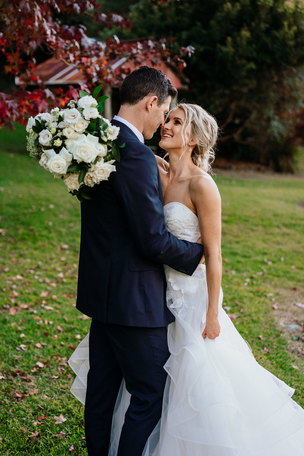 Elegant Wedding Glamour Maleny Manor