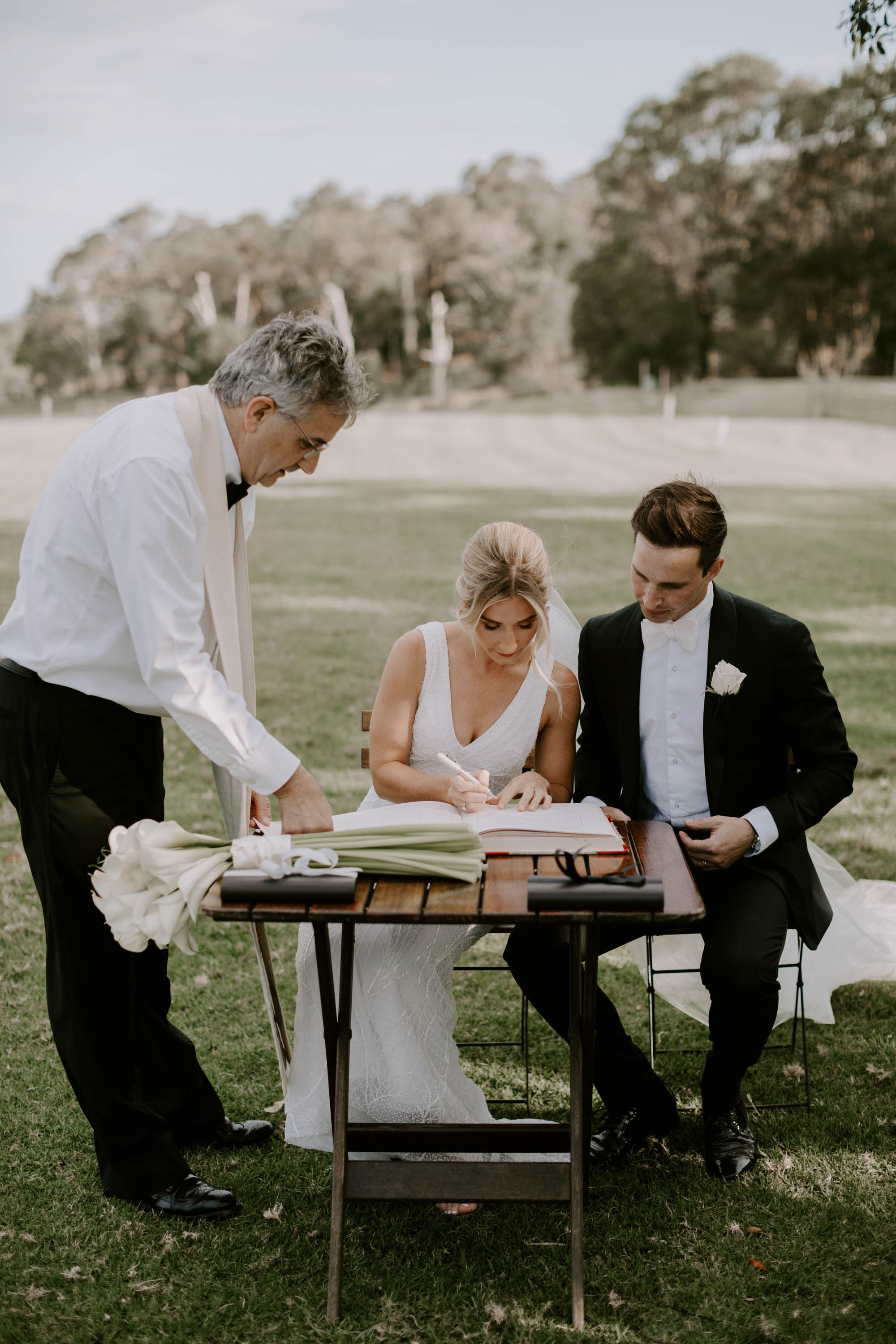 Yandina Station weddings