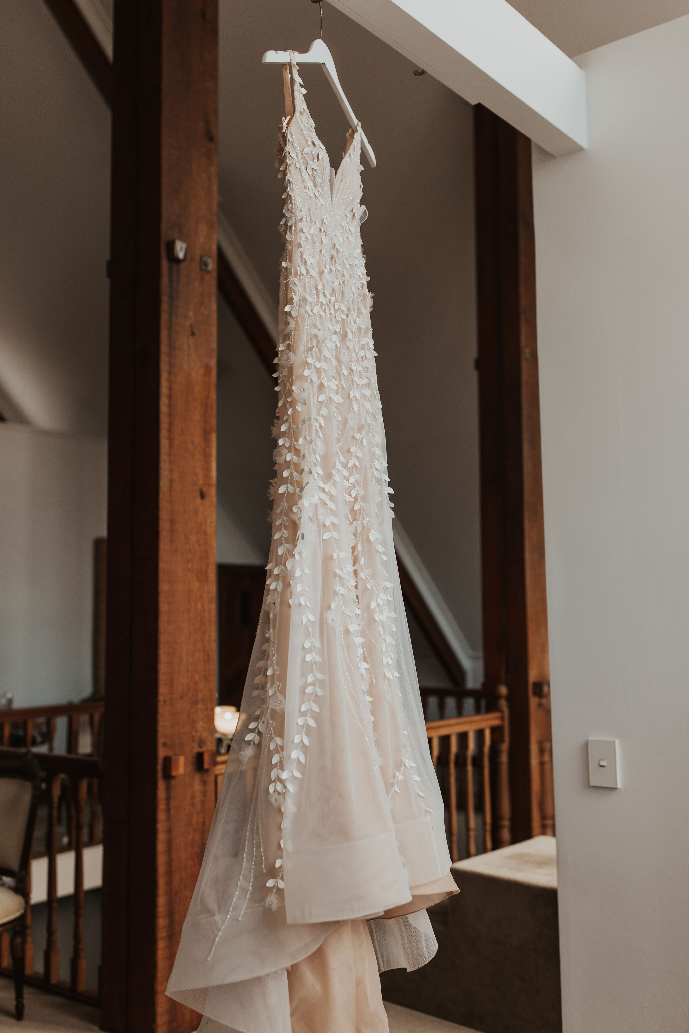 Pallas Couture Wedding Gown