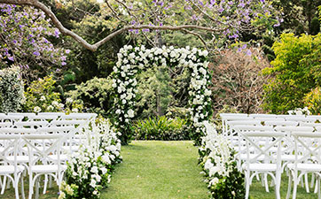Sunshine Coast Florist - Favourite Wedding Venues