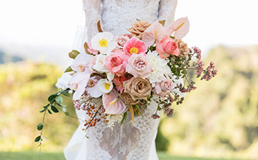 Maleny Wedding Flowers - Wedding Bouquets