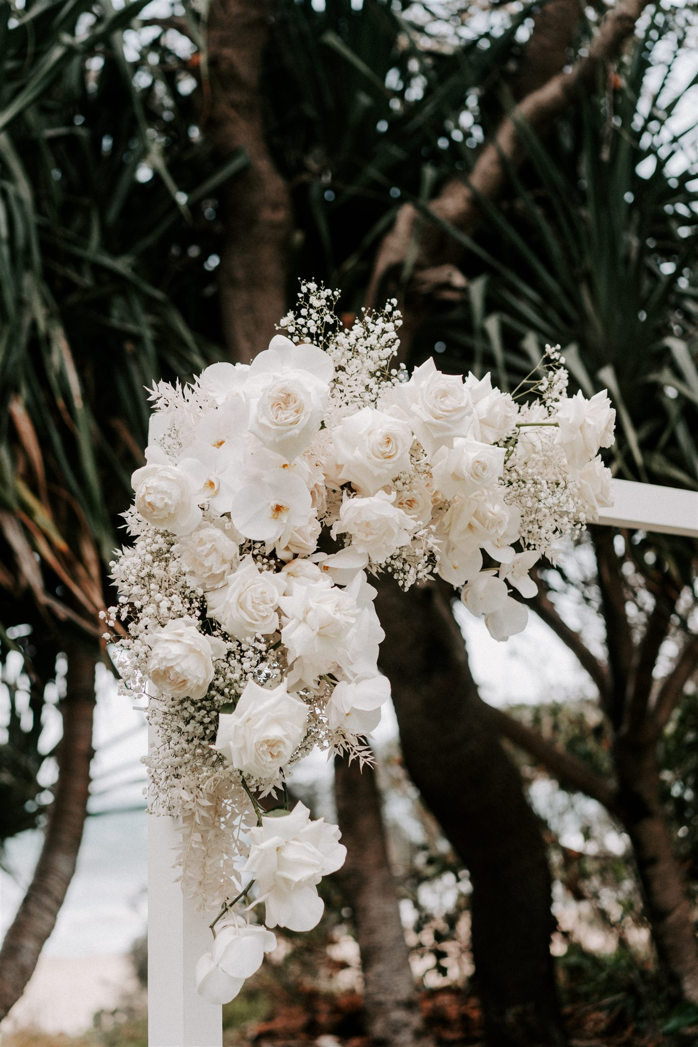 Coastal Luxe Floral Bloom Inspiration
