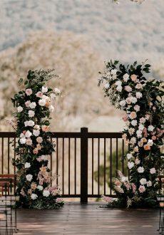 Yandina Station Wedding Style