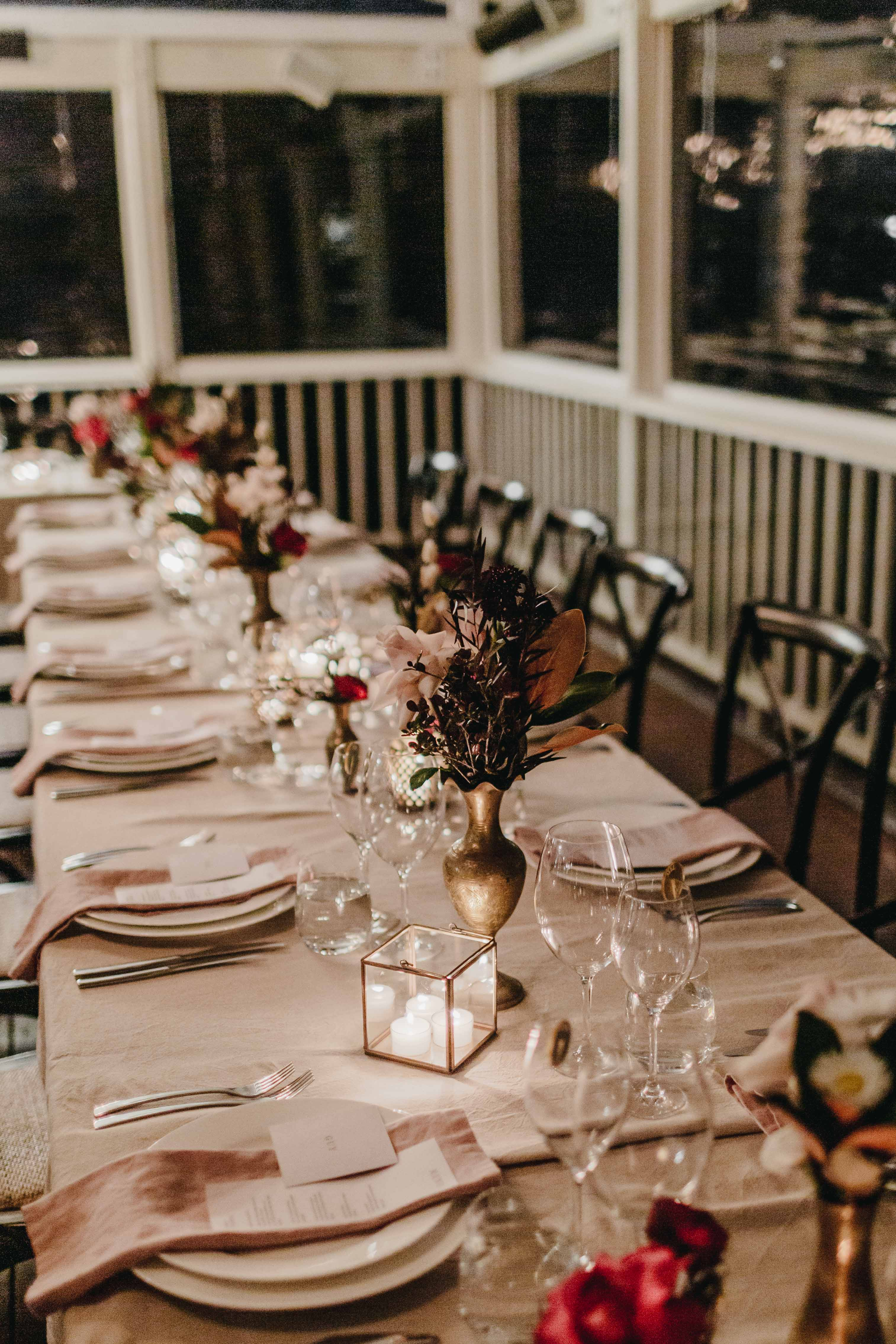 Spicers Clovelly Boho Luxe Wedding