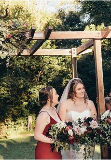 Rustic Maleny Wedding Style