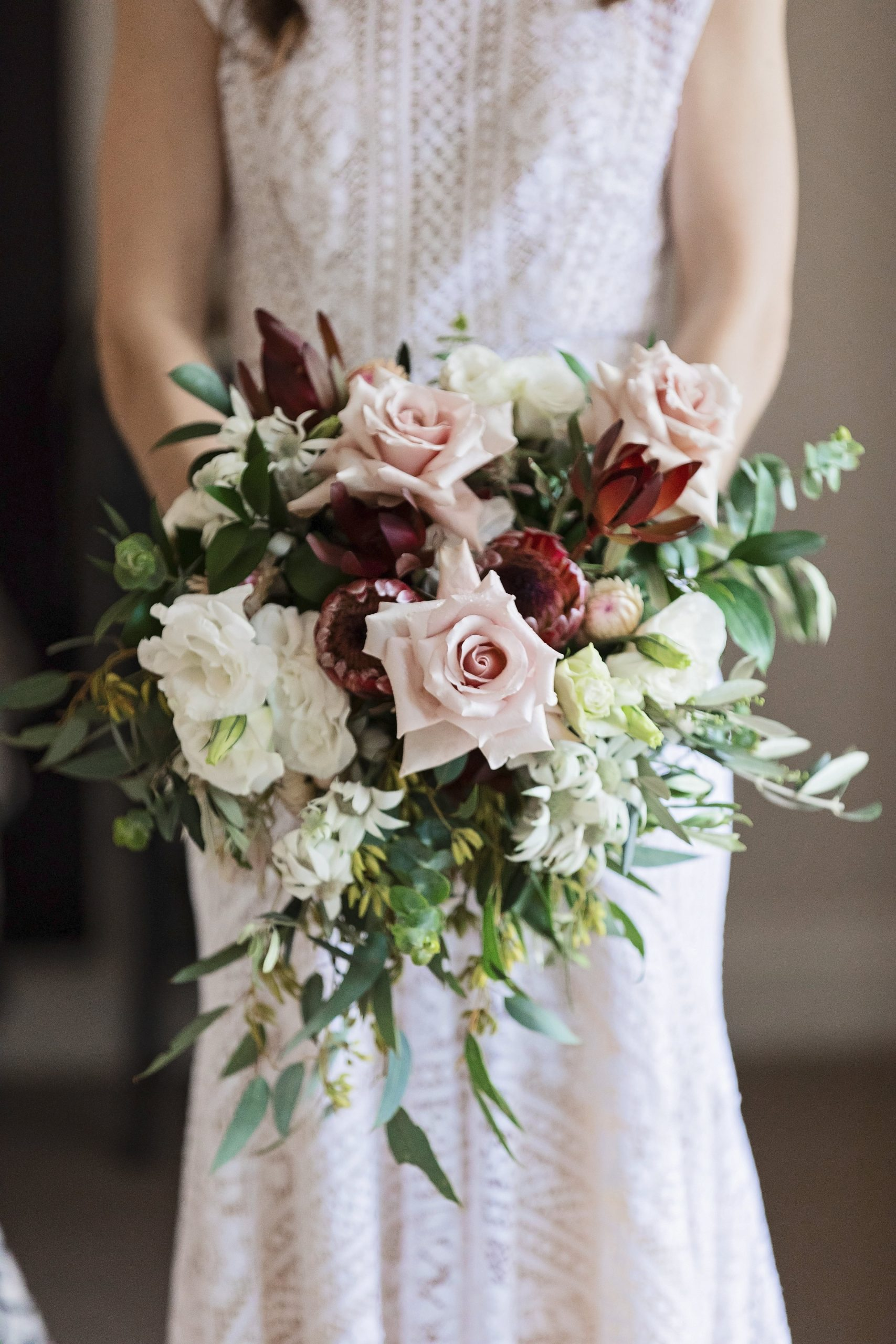 Native Inspired Wedding Flowers