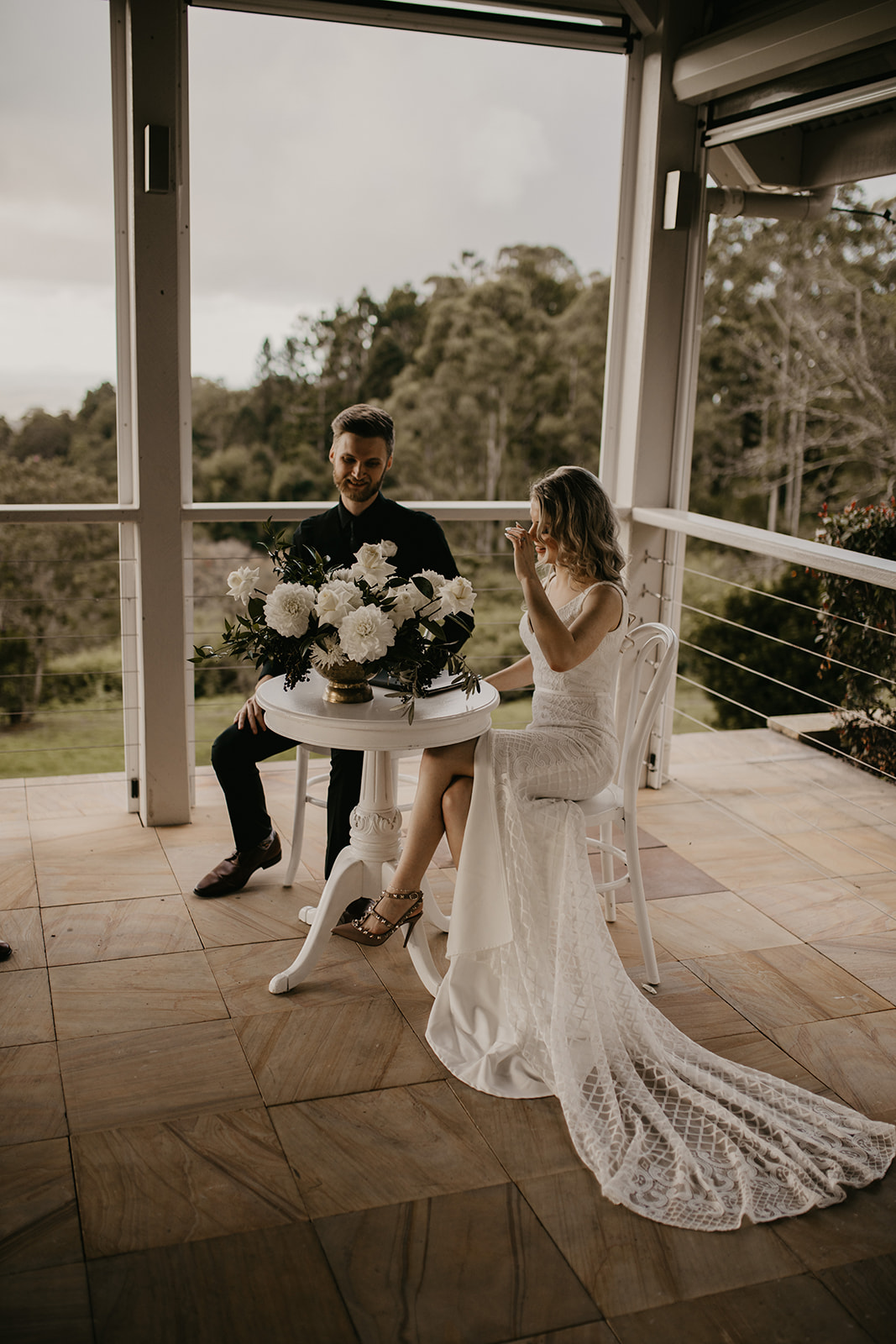 Intimate Maleny Wedding