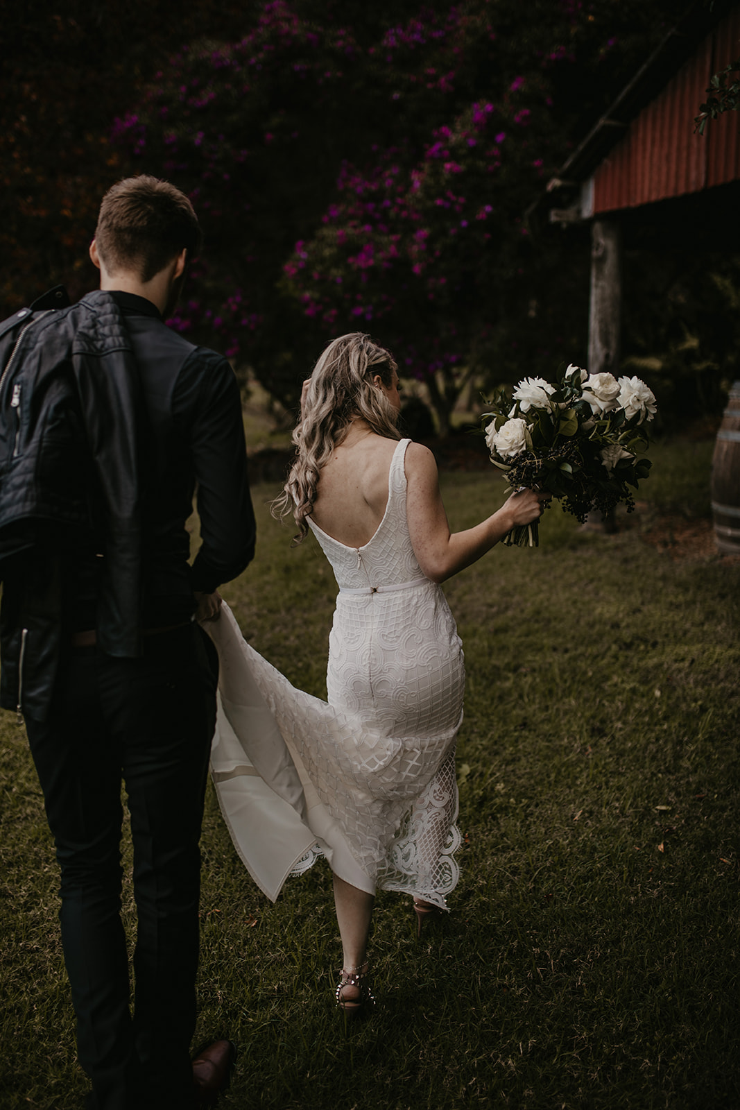 Maleny Manor Elopement