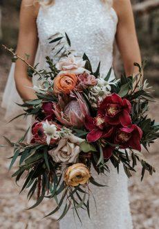 Rustic Noosa Wedding Style