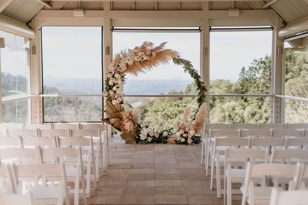 Boho Chic Floral Style Maleny Manor