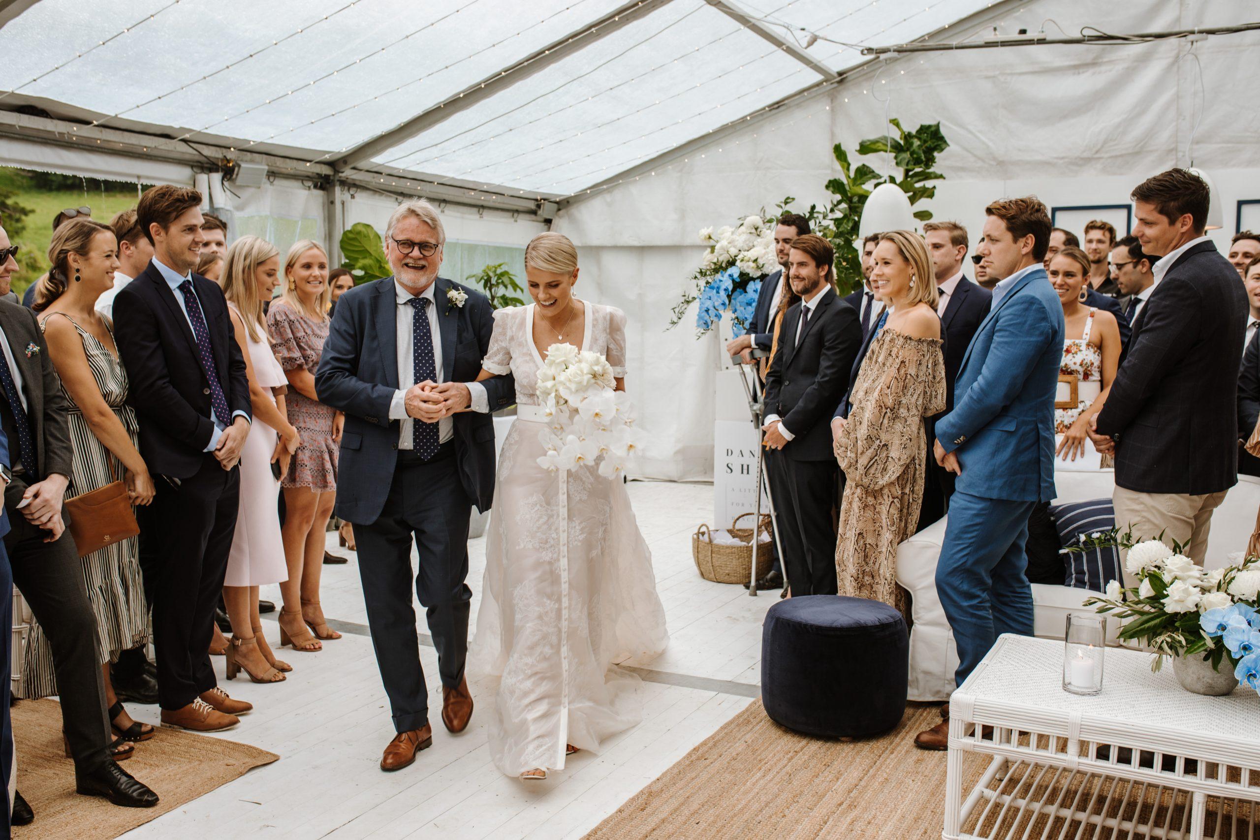Private Property Wedding Sunshine Coast
