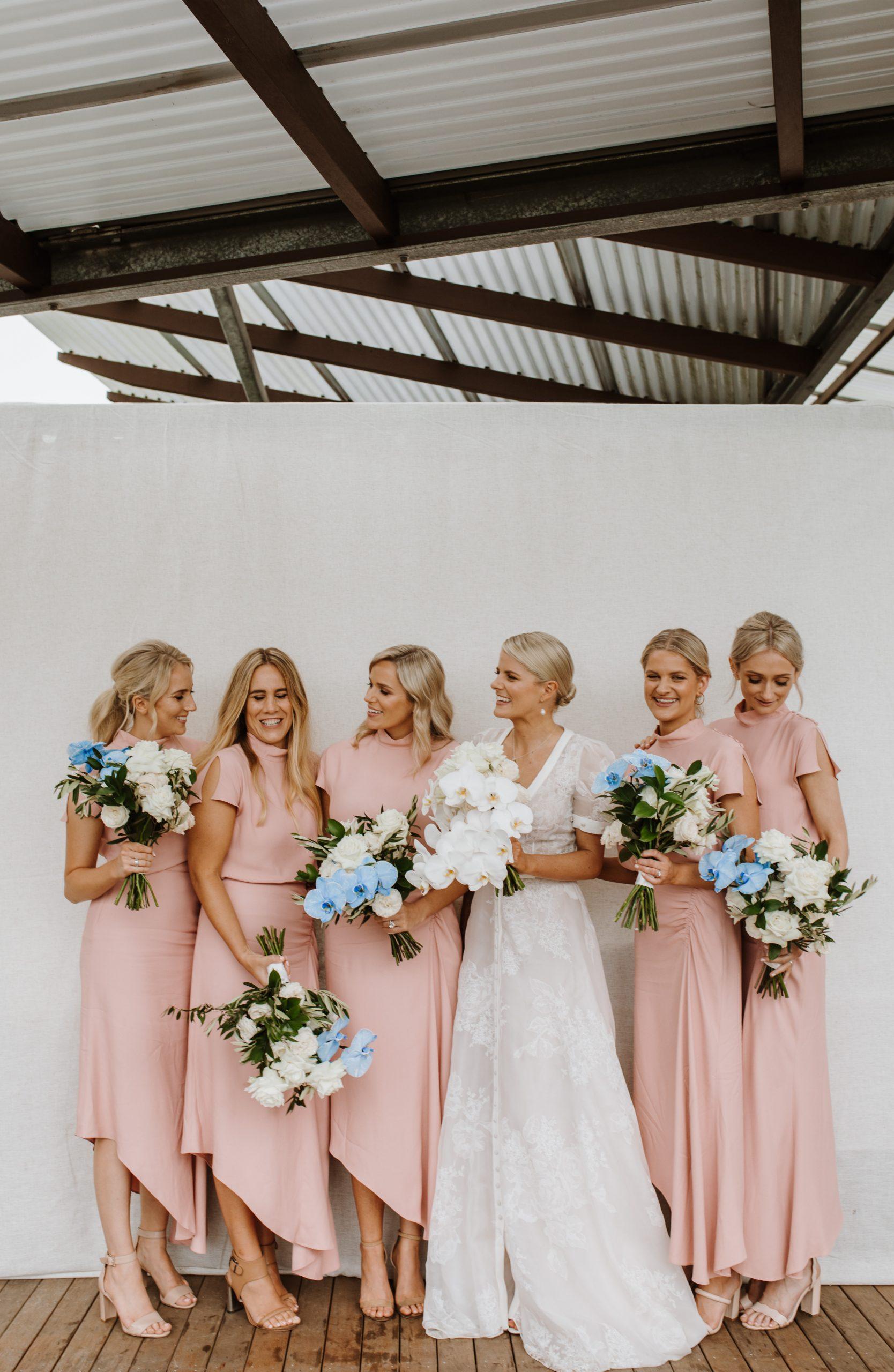 Modern Contemporary Sunshine Coast Wedding