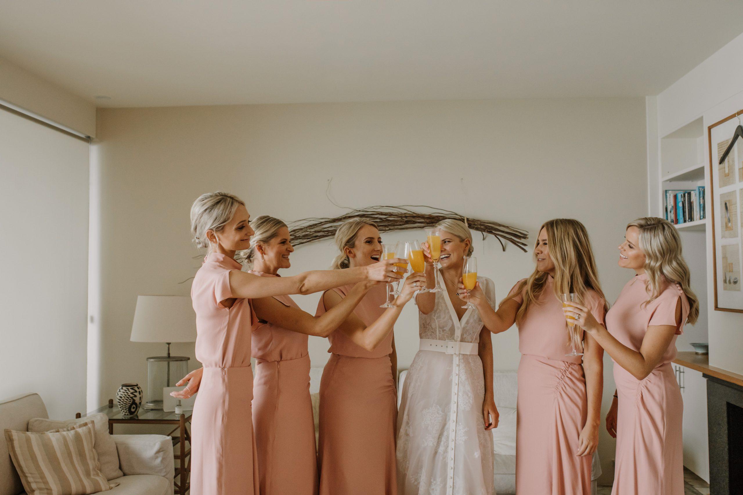 Sunshine Coast Private Property Wedding
