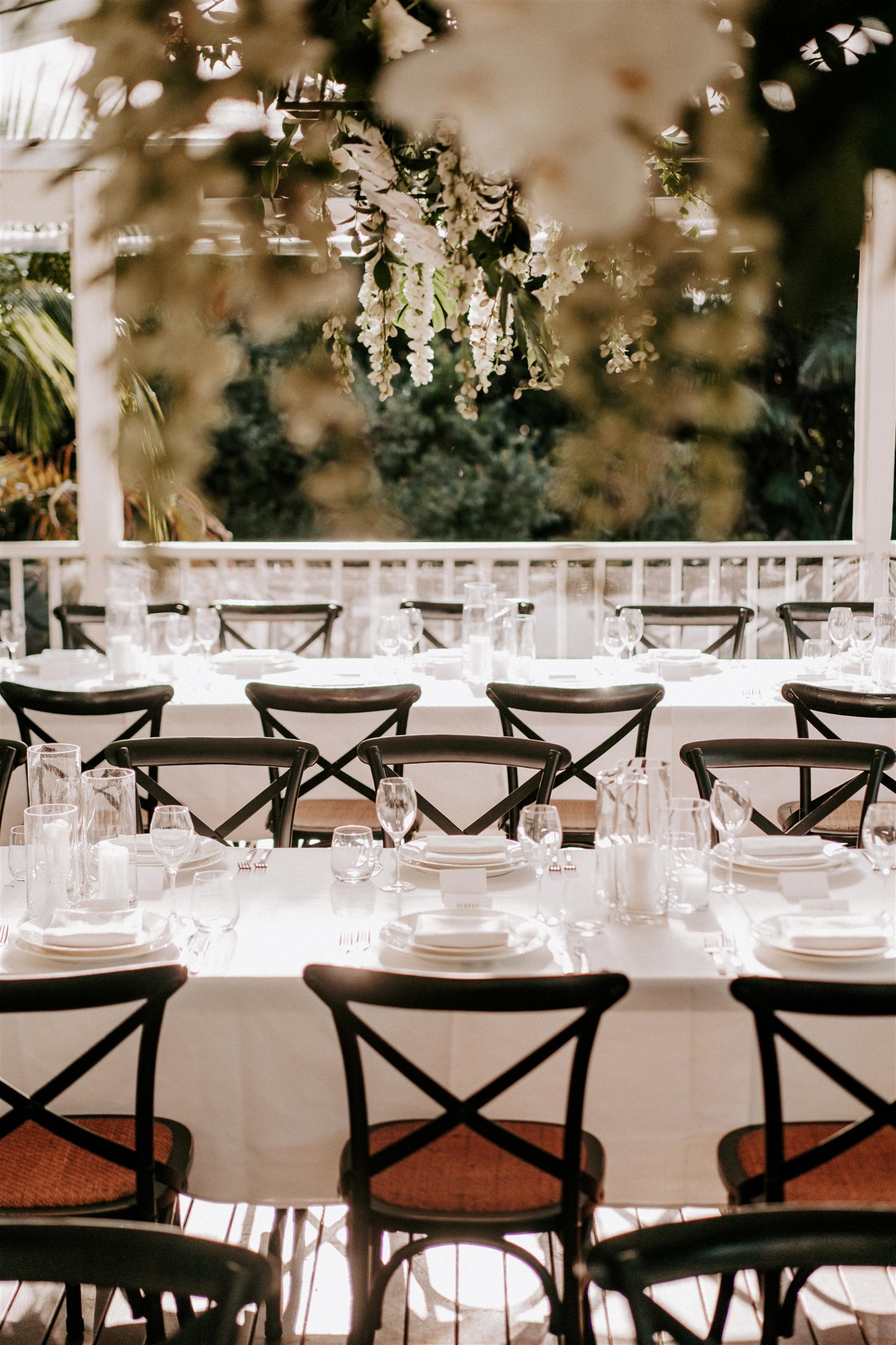 Spicers Clovelly Estate Wedding Reception Flowers