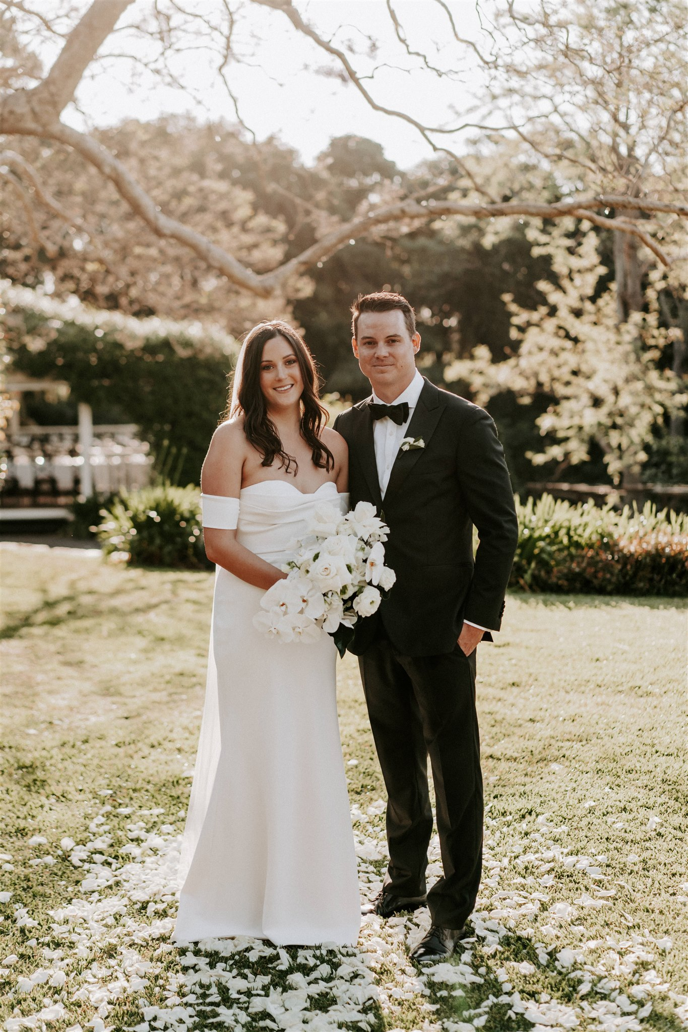Montville Hinterland Wedding Flowers