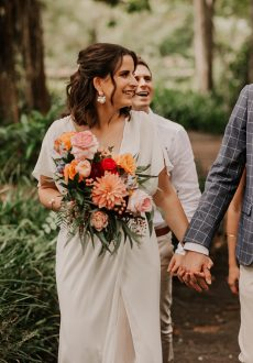 Aimee and Charl's Spicers Tamarind Wedding