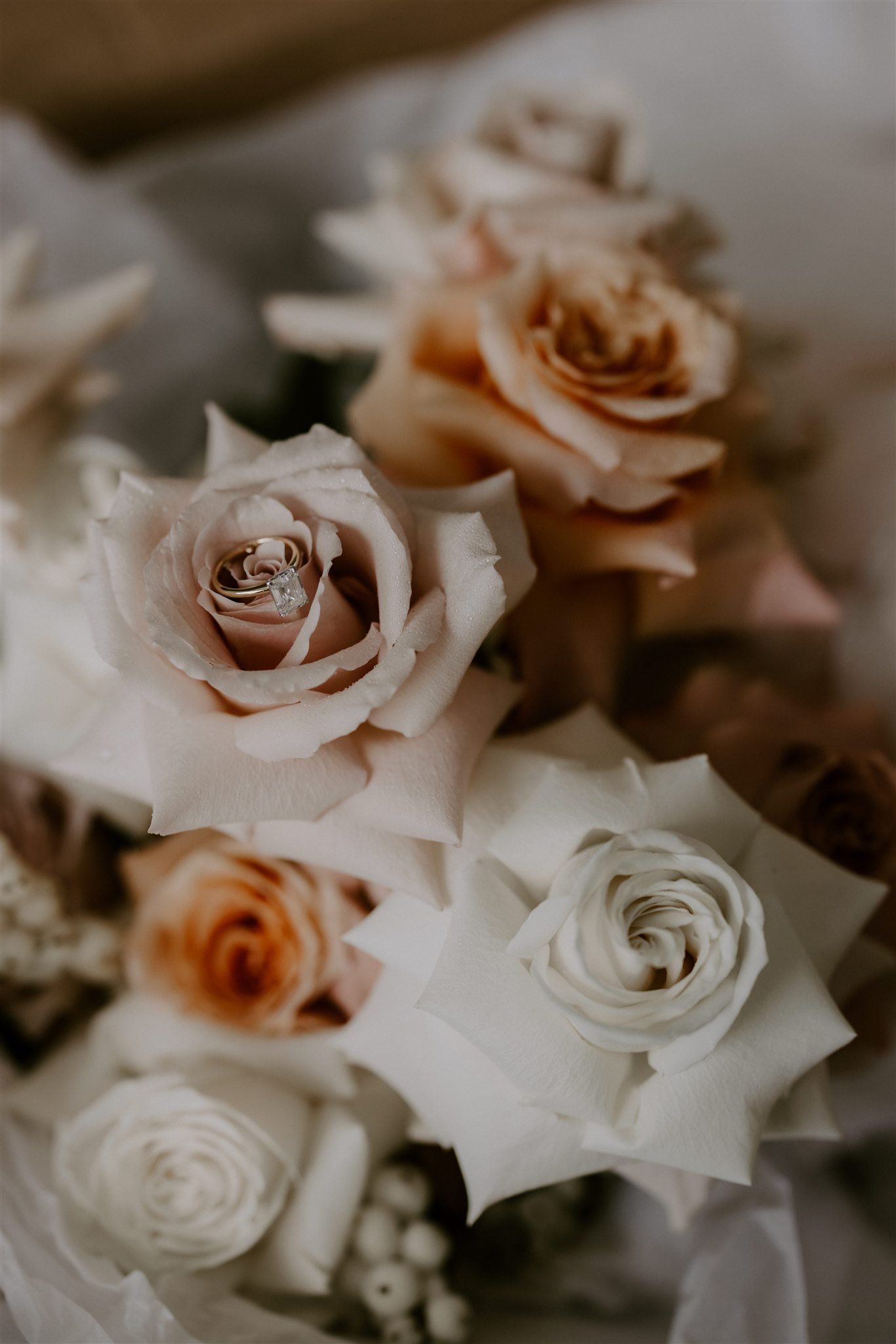Private property wedding flowers