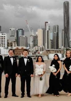 Calile Hotel Brisbane Wedding