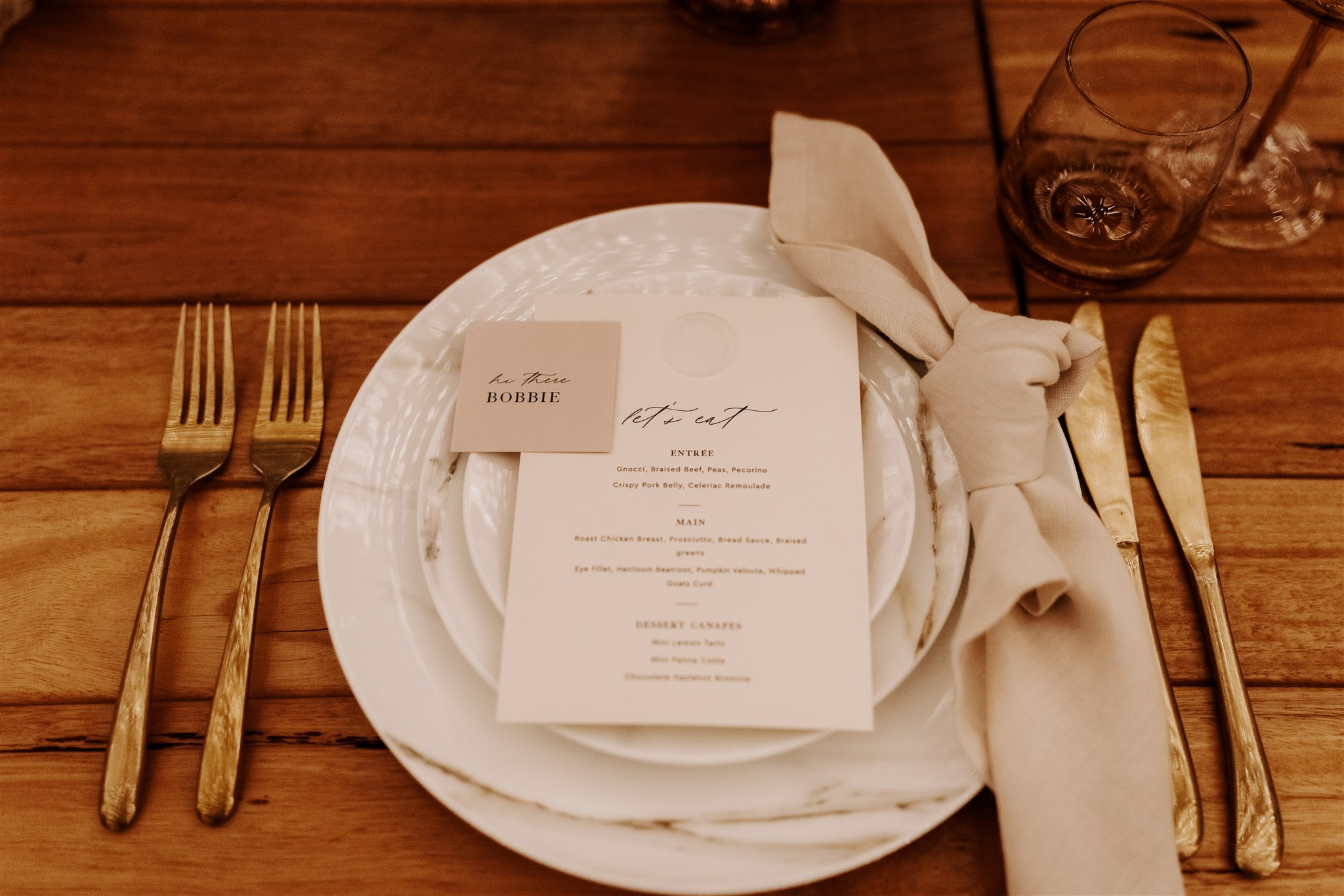 Lane Event Styled Shoot