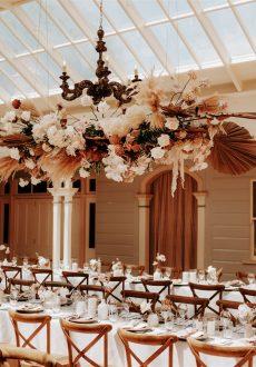 Mondo Floral Designs Wedding at Gabbinbar Homestead