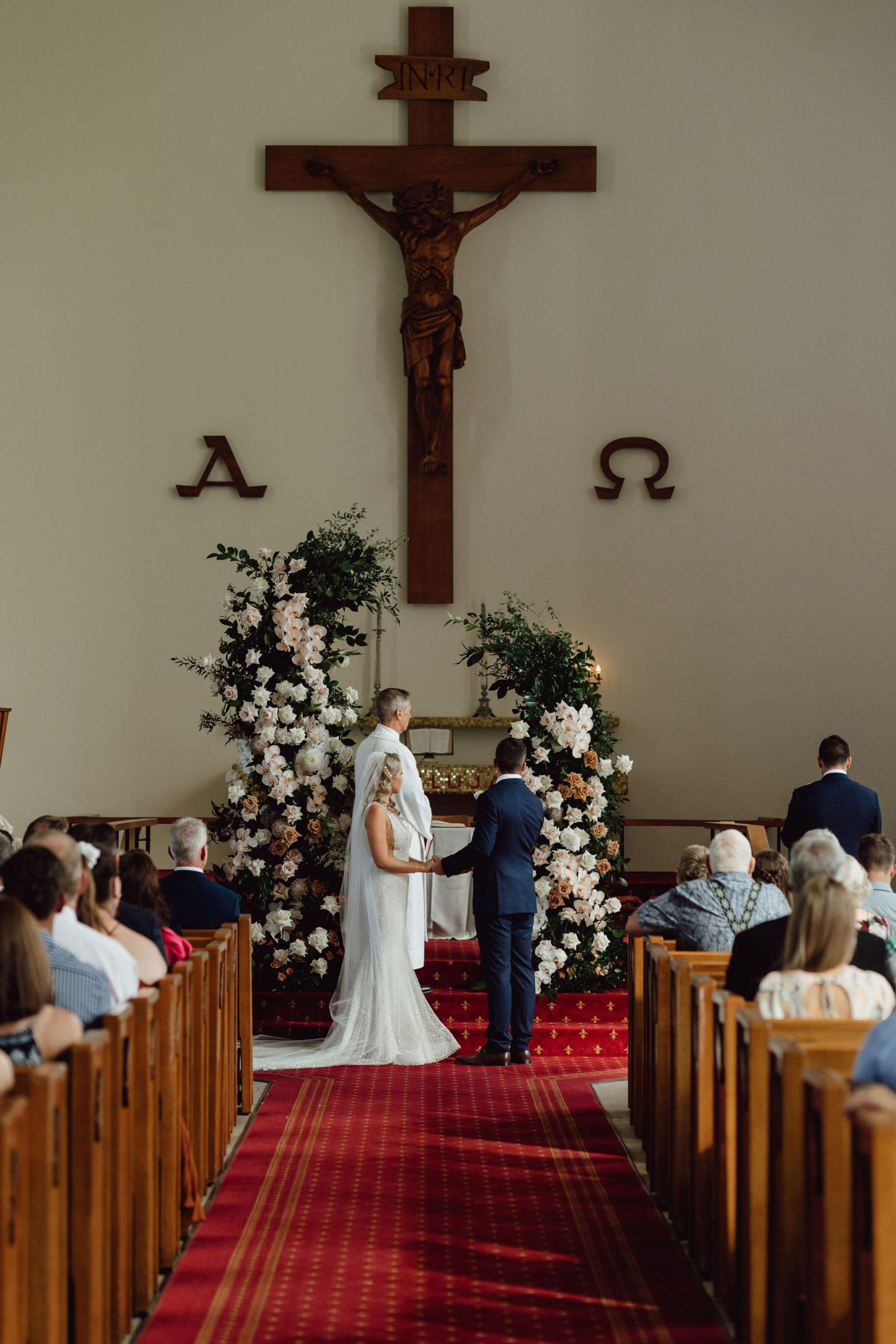 Wedding Flowers Bundaberg Wedding