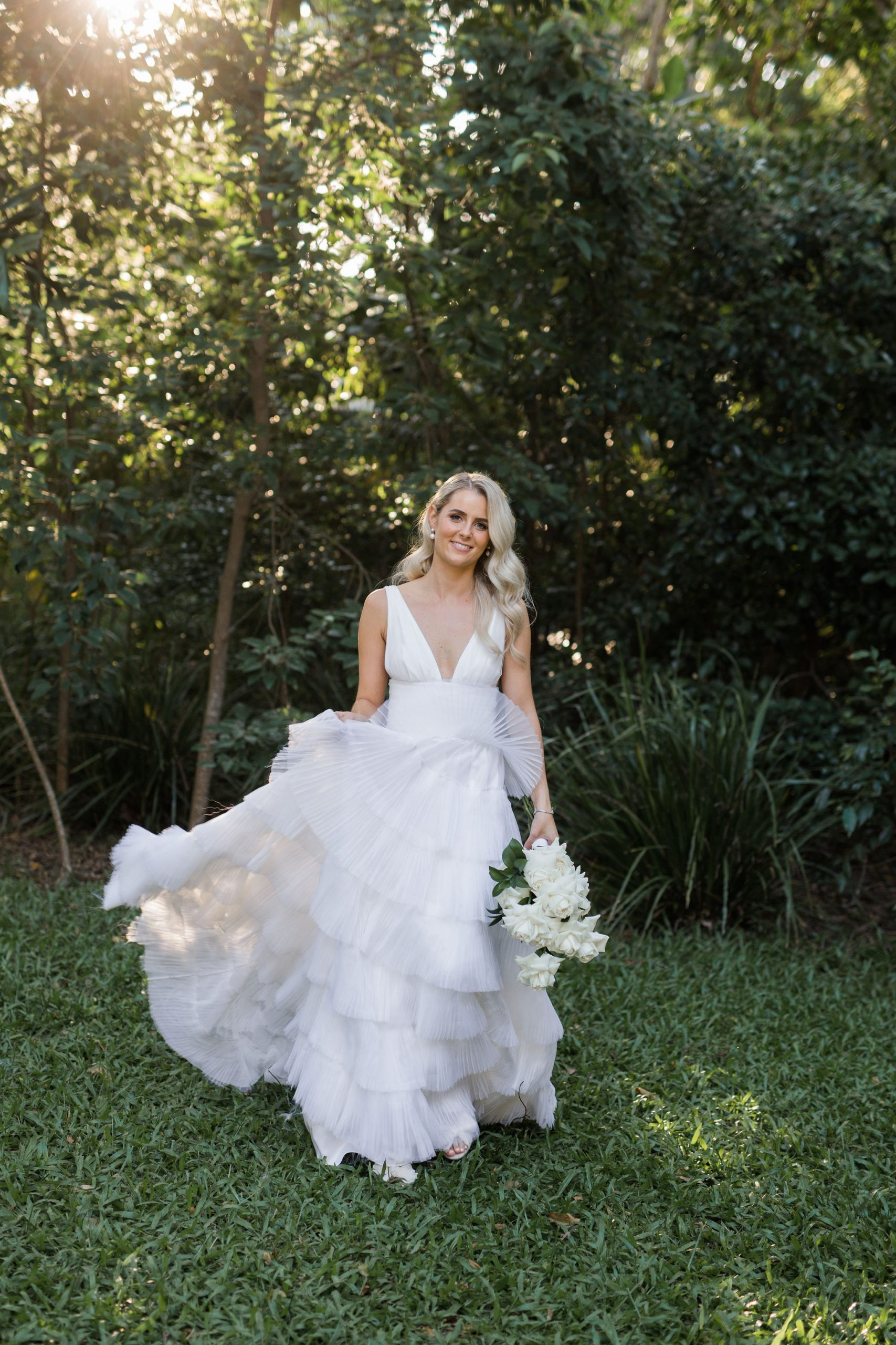 White Roses, Noosa Wedding