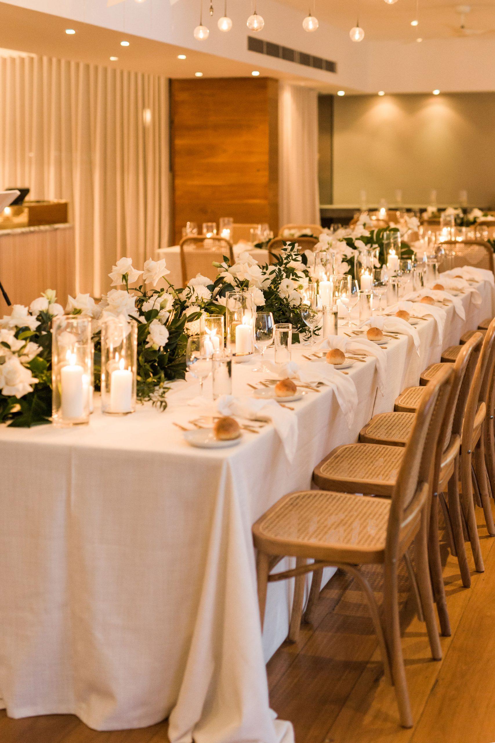 Ricky's, Restaurant Noosa Wedding