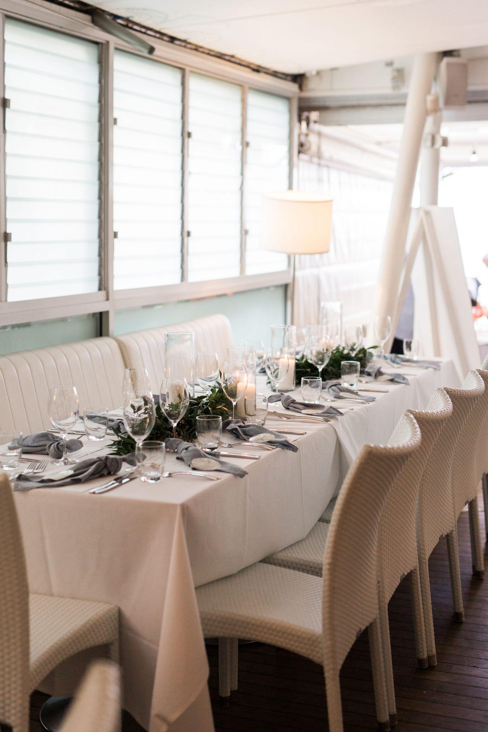 Sails beachfront weddings Noosa