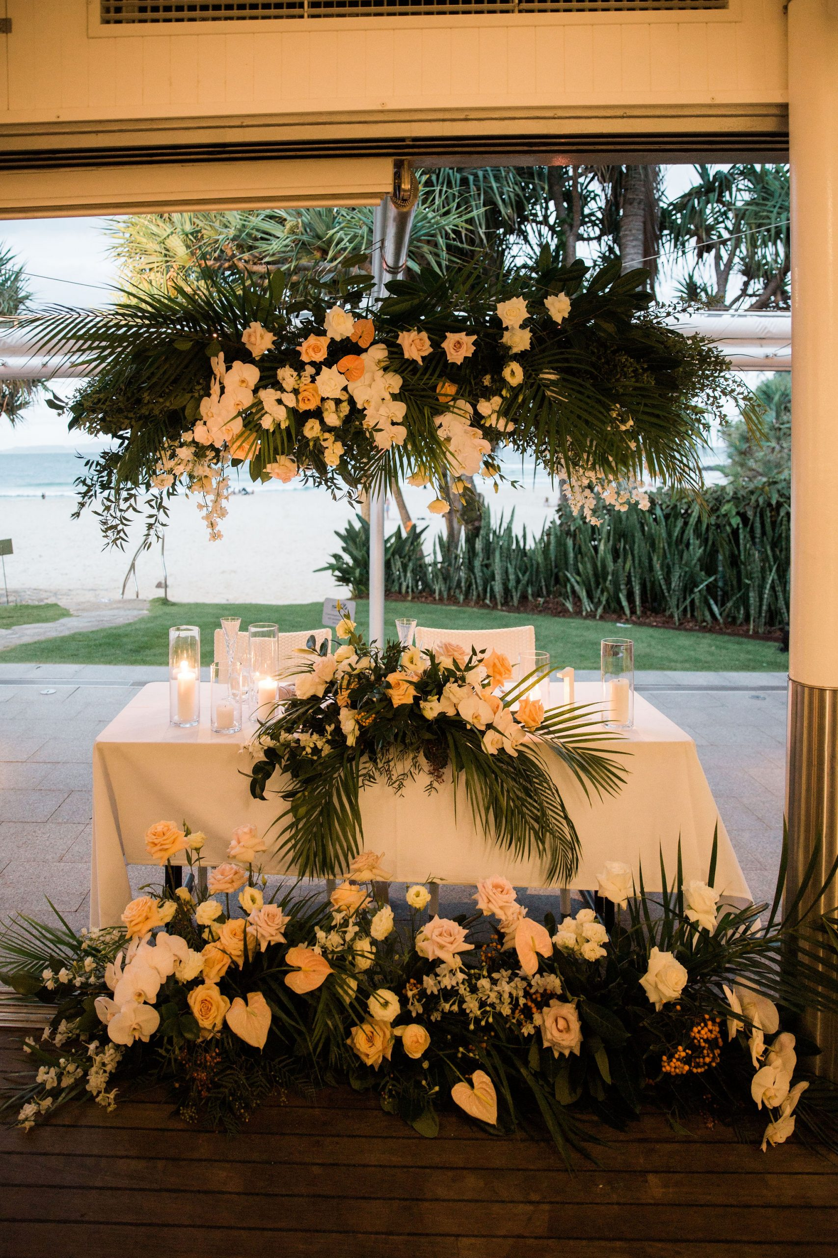 Phalaenopsis orchids tropical luxe
