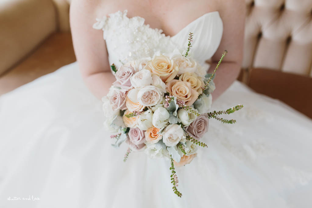 Pretty Peach Inspired Maleny Manor Wedding