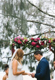 sunshine coast wedding flowers
