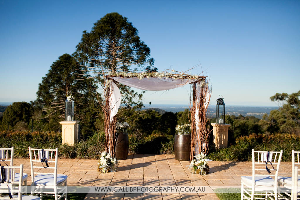 Beautiful Flaxton Gardens Floral Concept