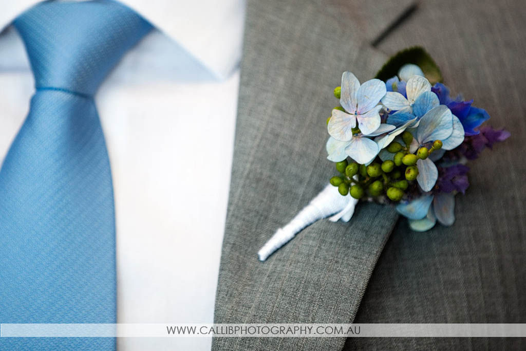 Buttonholes Male Floral Accessories For Weddings