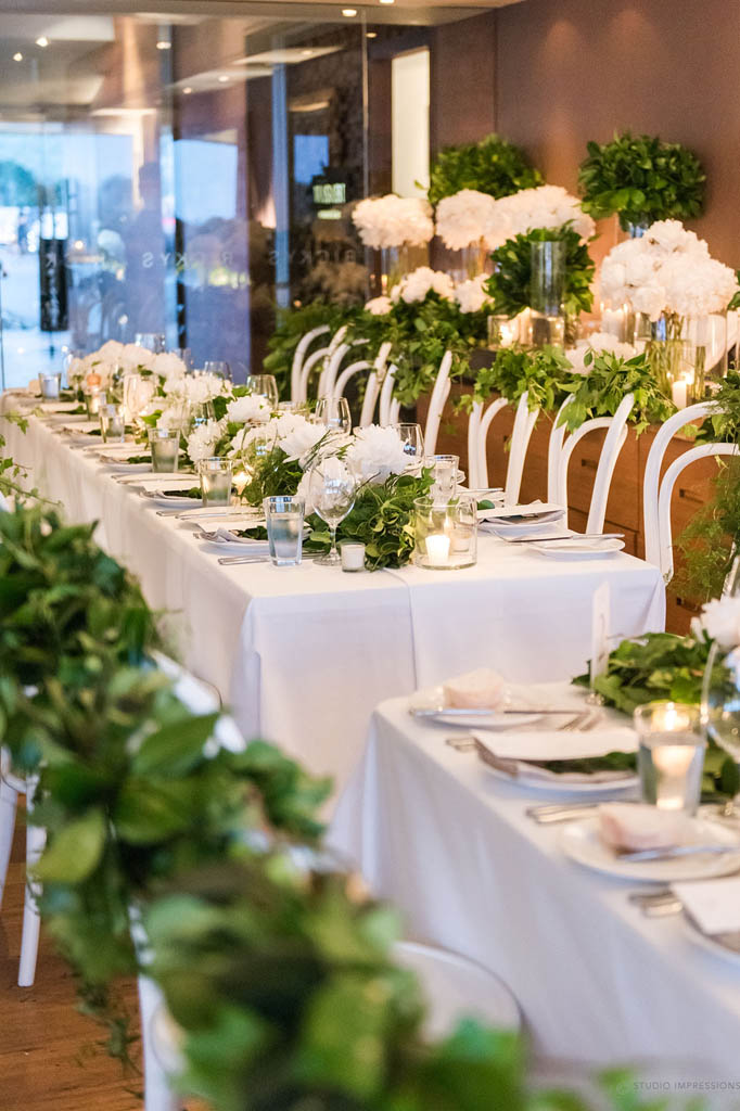 Sophisticated Wedding Style At Rickys Noosa Mondo Floral Designs