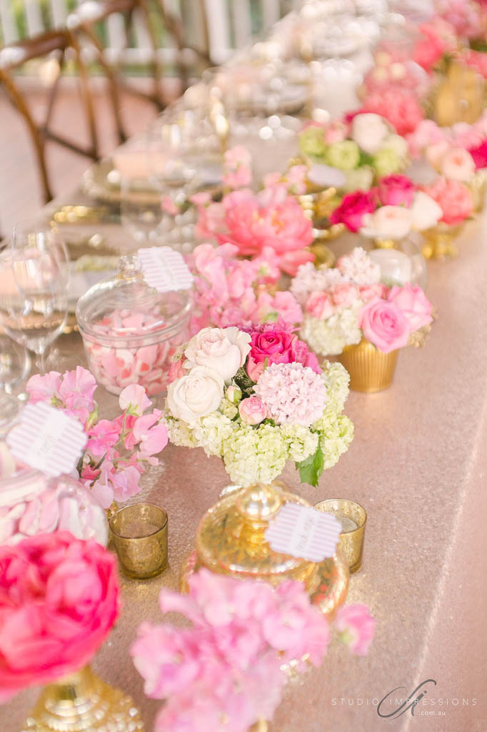 Glamorous wedding affair mondo floral designs junglespirit Image collections