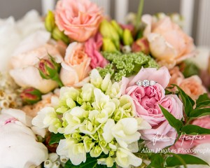 Bridal Bouquet featuring roses