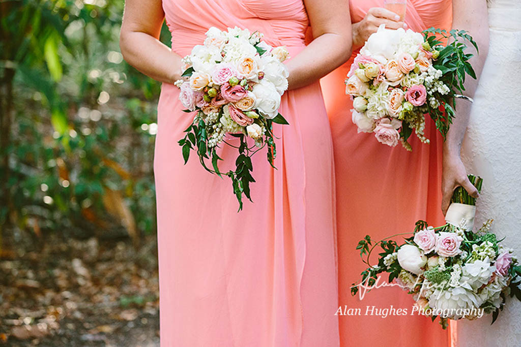 Bridesmaids Bouquets Noosa