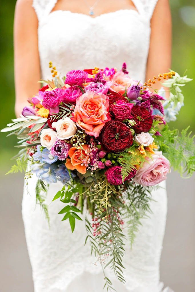 Autumn Wedding Flowers Guide