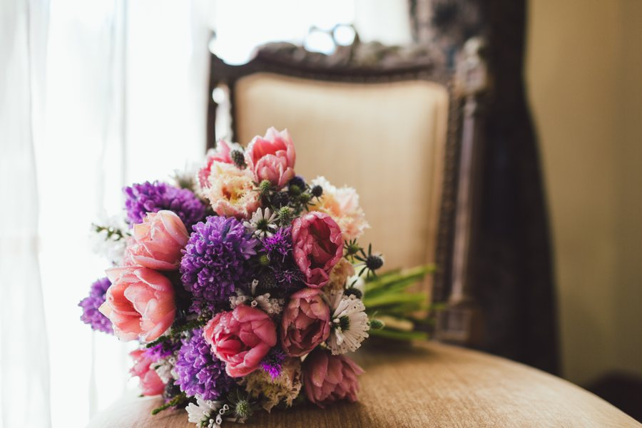 Maleny Manor Wedding With Some Of Our Favourite Winter Blooms