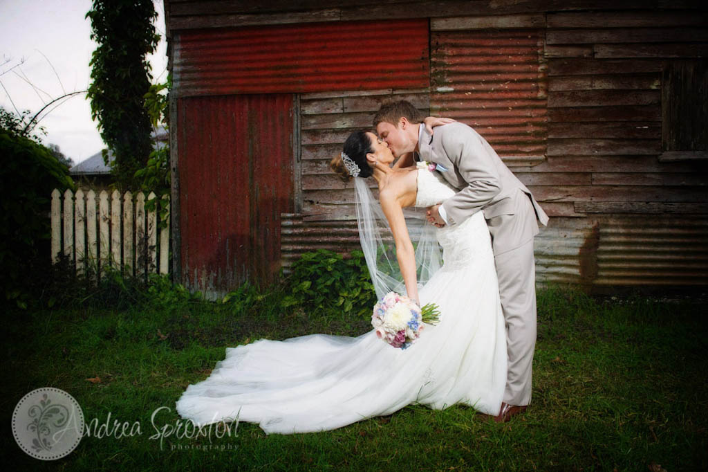 Flaxton Gardens Garden Wedding Of Emma And Chase